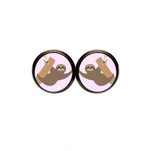 Sloth Earrings - Cute Animals